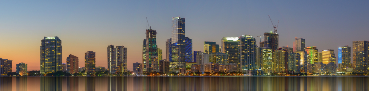Brickell skyline