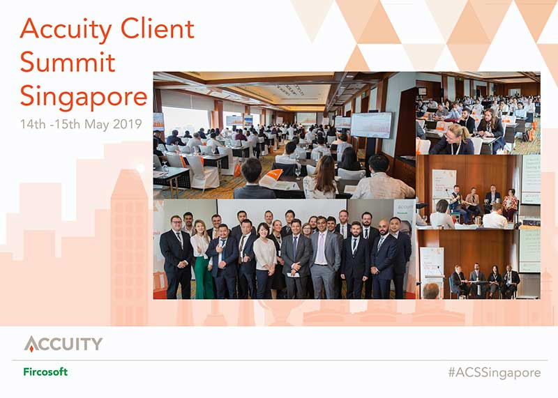 Client Summit Singapore