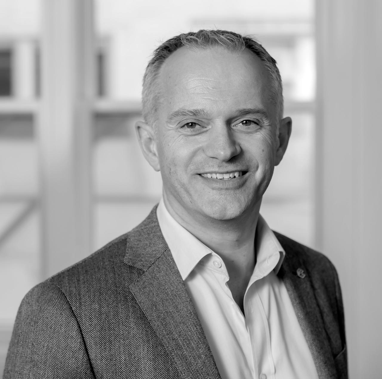 Jeremy Bowen, CEO, Cirium