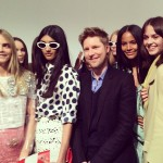 London Fashion Week Spring/Summer 2014: Burberry