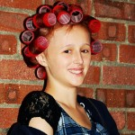 Mahogany Hairdressing Wear it for Autism at Charity Event