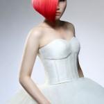 La Biosthetique Beauty Stylist Awards 2013 - Best Model Look winner Ann Lin from Taiwan