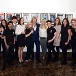 Nicky Clarke Team Celebrates Opening of New Birmingham Salon