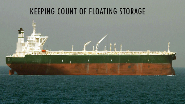 Keeping count of floating storage