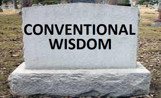 A critique of conventional economic wisdom