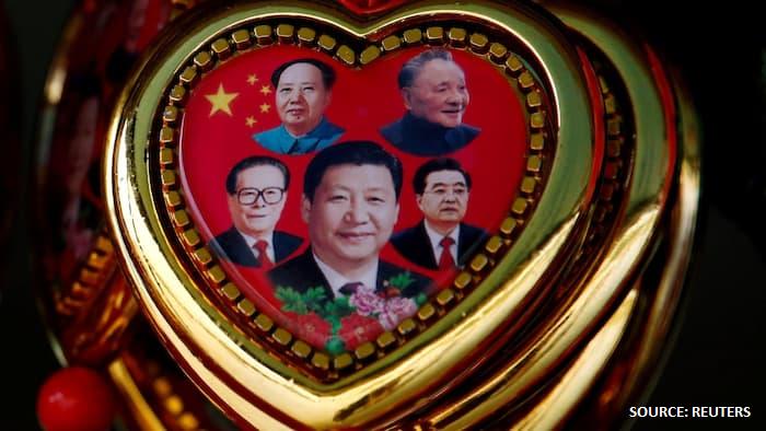 Xi Jinping Oct16