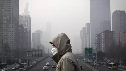 Anti-pollution drive hits China's role as global growth engine