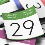 Leap Year February 29th