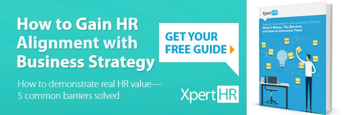 Strategic HR Alignment - real HR value