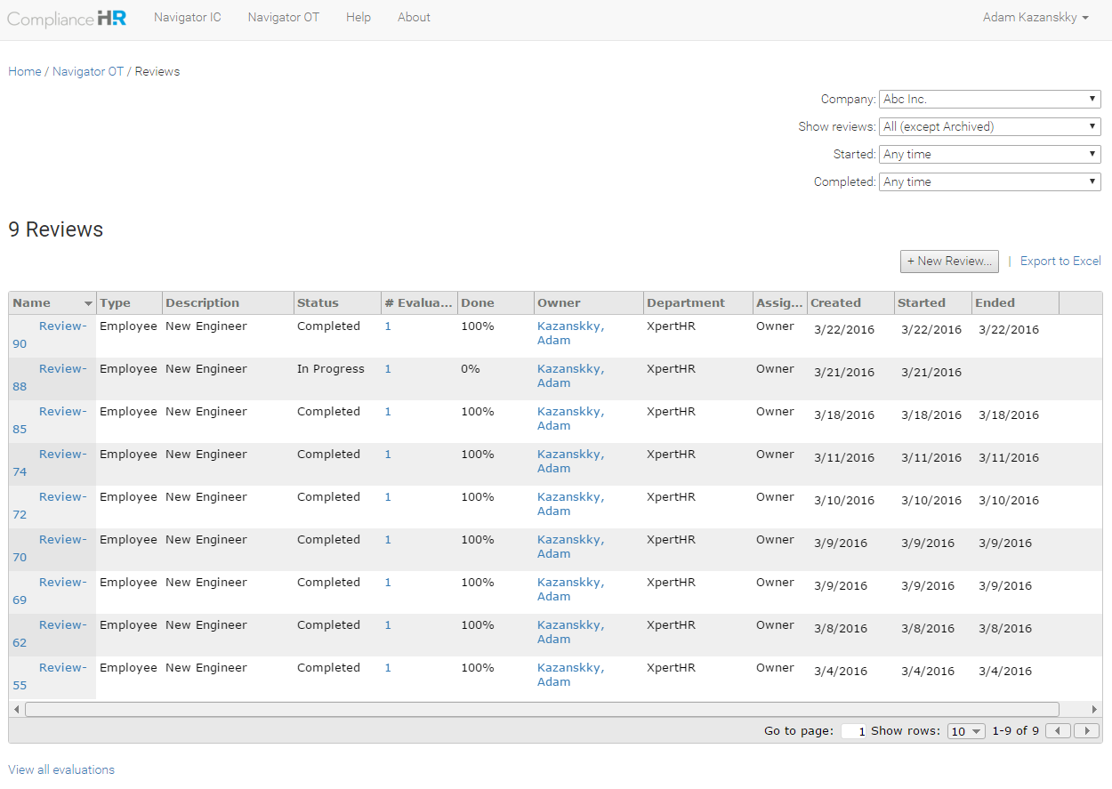 ComplianceHR-Overtime-Classification-Employee-Dashboard