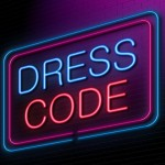 Dress code concept.