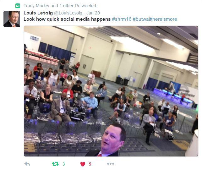 LouisLessig tweet