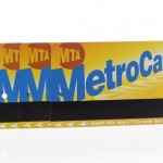 NYC MTA MetroCard subway and bus fare cards