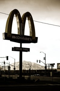 Fast Food Mojave City
