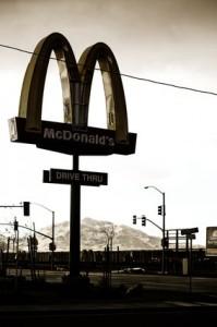 Fast Food Mojave City