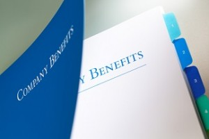 Company Employee Benefits Manual Opening to Outline Employment Occupation Package