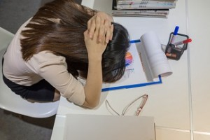 Stress at work can be aided by employee wellness programs