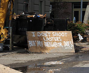 292px-FEMA_-_38940_-_Looters_are_warned_by_a_sign_in_Texas.jpg