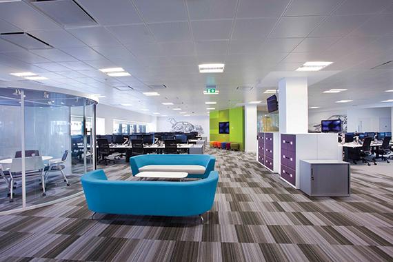 Autotrader Office Interior 570