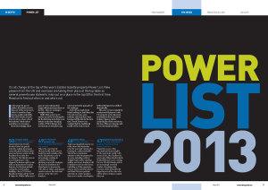 Power-List-2013