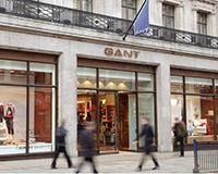 9299d04697 Gant grabs £5m for Regent Street site