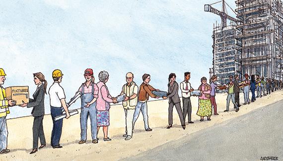 diversity construction
