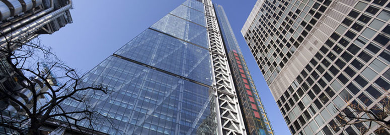 Cheesegrater owner CC Land appoints head of UK