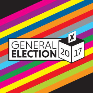 Election 2017 logo
