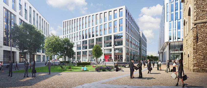 L&G buys GPU Leeds hub for more than £200m