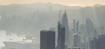 Overall activity has been boosted by acquisitions in Hong Kong