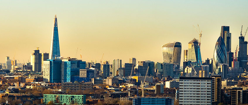 London December 2017