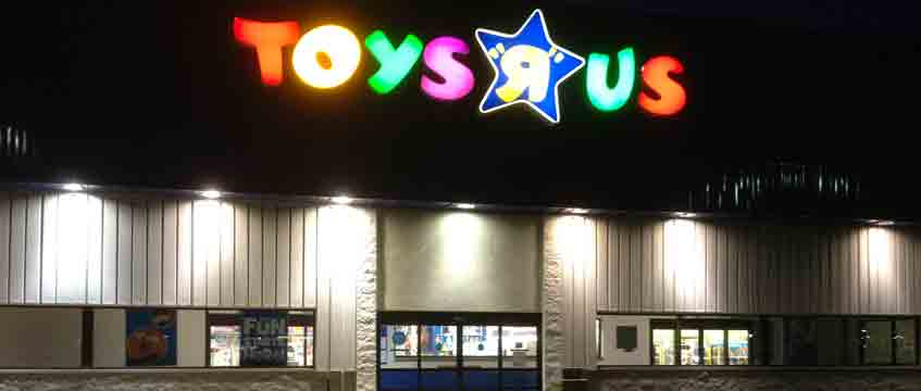 Toys-R-Us store