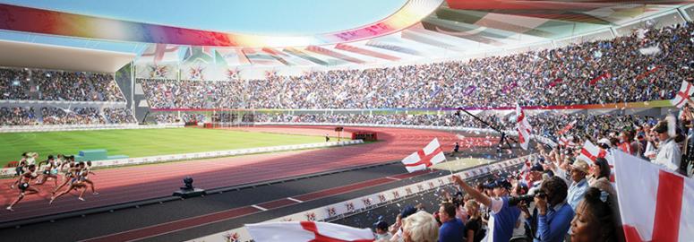 Alexander Stadium, Birmingham