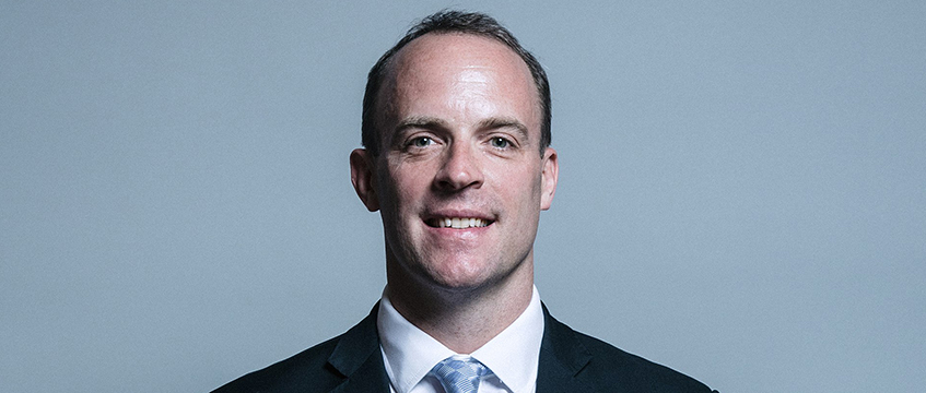 Dominic Raab MP
