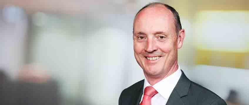 James Sparrow, Savills chief executive