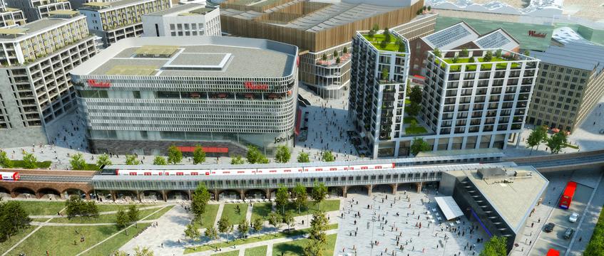 Westfield London extension