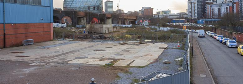 Angelgate site, Dantzic Street, Manchester