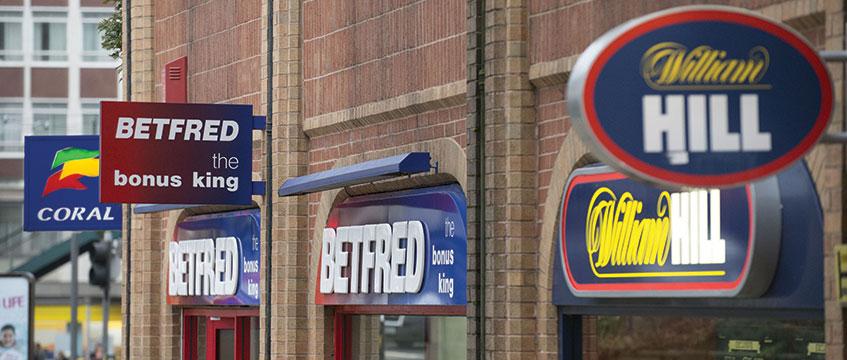 Betting shops