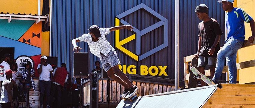 The Big Box Co