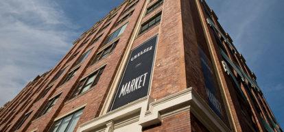 Chelsea Market building, New York City