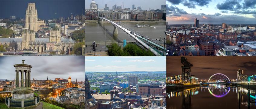 UK-cities