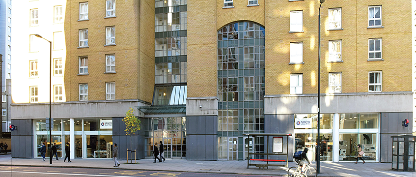 Lot 100, retail investment, Whitechapel, E1