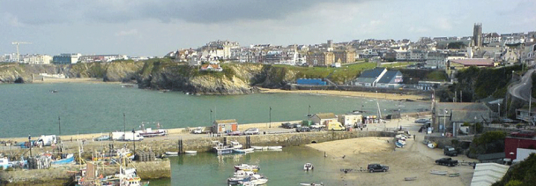 Newquay-harbour