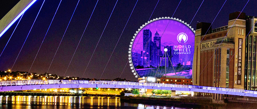 The Whey Aye observation wheel
