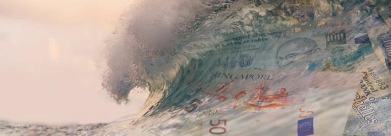 Wave-currency