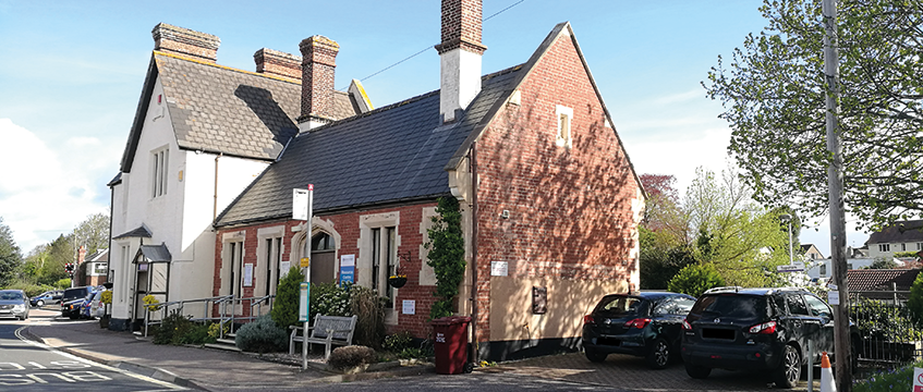 Station House, Topsham, near Exeter