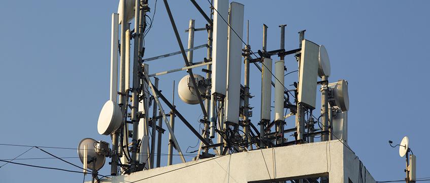 Telecoms masts generic