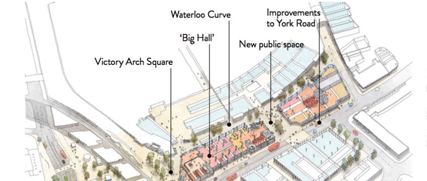 New plans for Elizabeth House revealed