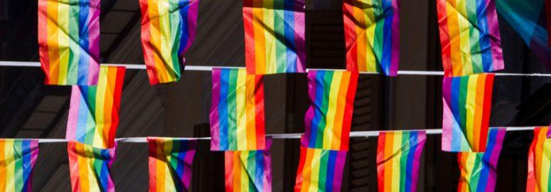 Pride 2018 flag