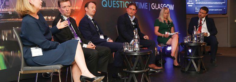 EG Question Time Glasgow panel